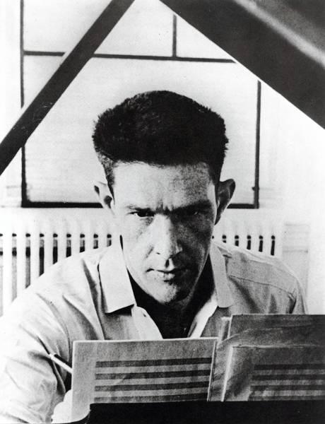 Composer John Cage