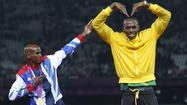 Bolt, Douglas top annual Olympic sports awards