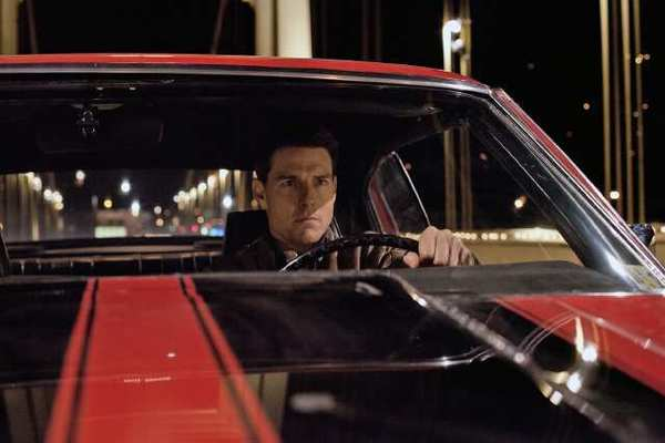 "Tom Cruise stars in ""Jack Reacher,"" from Paramount Pictures and Skydance Productions."