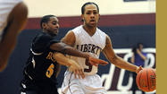 PICTURES: Freedom vs. Liberty in boys high school basketball.
