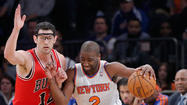 NEW YORK — <strong>Kirk Hinrich's</strong> best game of the season provided coach <strong>Tom Thibodeau</strong> the platform to preach.