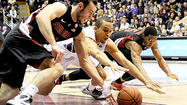 If Charles Dickens had witnessed the first half at Welsh-Ryan Arena, he would have had an easy time describing it.