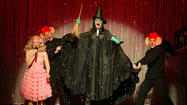 """Forbidden Broadway"" is fond of bringing funny to South Florida."