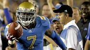 UCLA safety Tevin McDonald will not play in the Bridgepoint Education Holiday Bowl after violating a team policy, Coach Jim Mora said.