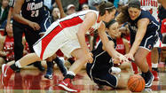 Pictures: UConn Women Vs. Hartford