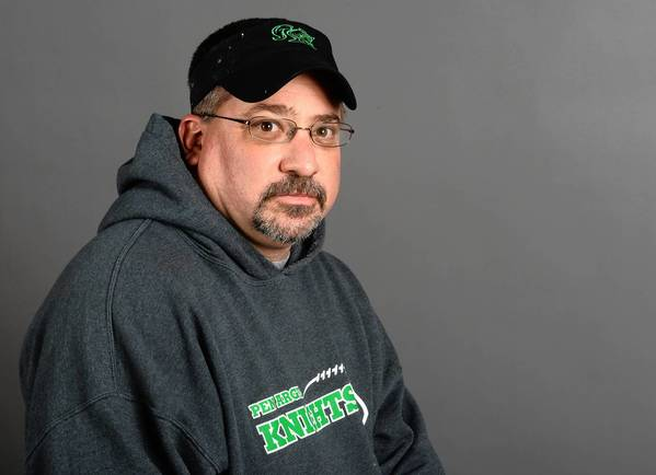 Pen Argyl's Paul Reduzzi is The Morning Call's All-Area Coach of the Year.