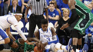 Photo Gallery: UK tops Marshall 82-54
