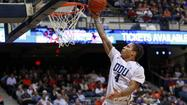 ODU exposes Virginia in Governor's Hoops Classic