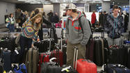 Weather hazards threaten to complicate holiday travel