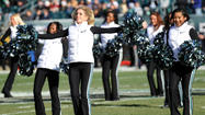 PICTURES:  Eagles vs Redskins Fans and Cheerleaders
