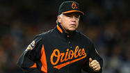 Buck Showalter, Peter Angelos discussed contract parameters several times this week