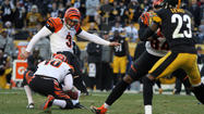 Bengals win over Steelers sends them to playoffs