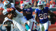 <b>Photos:</b> Dolphins 24 Bills 10