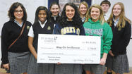 St. Maria Goretti High School announced its People for Animal Welfare Society recently held a fundraiser to help animals affected by Hurricane Sandy.