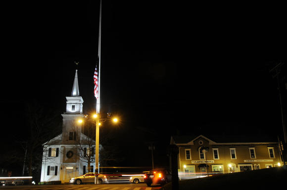 Mourning In Newtown