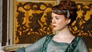 """Downton Abbey"": Lavinia Swire (Zoe Boyle)"