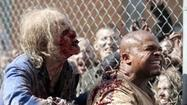 """The Walking Dead"": T-Dog (IronE Singleton)"