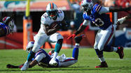 — With each Reggie Bush touchdown, each Lamar Miller run, each Dolphins pile-drive over a bad Buffalo defense down the field, another off-season question cemented a final answer.