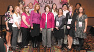 Eleven nursing students at the University System of Maryland at Hagerstown Towson nursing program were honored this fall with scholarships to attend the Pennsylvania Breast Cancer Coalition Conference Oct. 9, in Harrisburg, Pa.