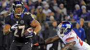 When the game was over, the Ravens had showed more heart and desire than the New York Giants.