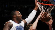 Magic coach Jacque Vaughn started Gustavo Ayon against the Jazz Sunday night, sending Andrew Nicholson back to the bench.
