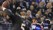 Ravens have taken advantage of strong starts