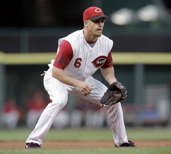 Ryan Freel with the Reds in 2006.