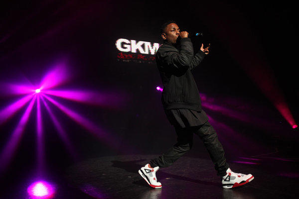 Kendrick Lamar's got a new collaboration with Jay-Z.