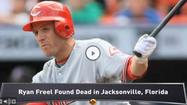 VIDEO Former Oriole Ryan Freel commits suicide