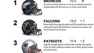 "The Times' <a href=""http://graphics.latimes.com/ranking-times-nfl-rankings-after-week-16/"">NFL power rankings</a> have been released, and it looks like a Denver vs. Atlanta Super Bowl is in the offing."