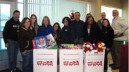 Sierra Nevada Corp., Integrated Mission Systems in Hagerstown held a Toys for Tots drive to help make a difference in the lives of those living in Washington County.