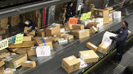 Shoppers scrambling to buy last-minute presents but avoid the malls spent $1.01 billion on this year's Free Shipping Day.