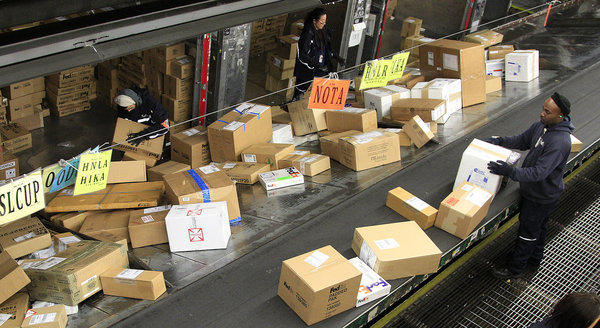 Online shoppers spent more than $1 billion on 'Free Shipping Day.'