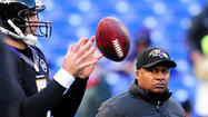 Jim Caldwell breathed some confidence into Ravens offense
