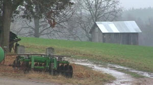 Pittsylvania County farmer hoping to close 2012 with more rain