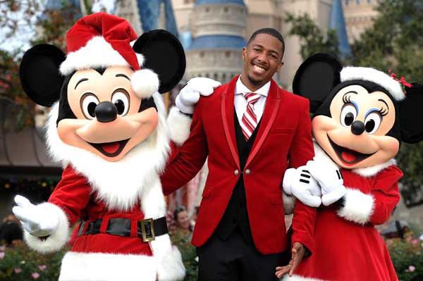 "Not even a mouse, except for Mickey and Minnie, will be stirring when Nick Cannon hosts the ""Disney Parks Christmas Day Parade,"" at 9 a.m. on ABC."
