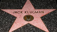Walk of Fame: Visit Jack Klugman's star
