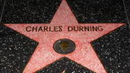 Walk of Fame: Visit Charles Durning's star