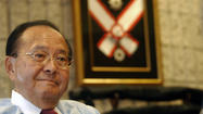 Sen. Daniel Inouye dies at 88; war hero