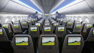 Inside airlines' Boeing 787 Dreamliners