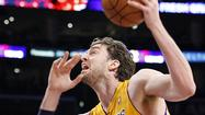 Perhaps the key question this year for the Lakers is whether or not Pau Gasol can fit into Coach Mike D'Antoni's system and play alongside fellow big man Dwight Howard.