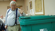 New recycling rules are coming to the Borough of Waynesboro for 2013, and the municipality's 4,300 Waste Management customers will be getting larger recycling bins.