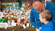 Christmas In Newtown: Grief And Love Mingle