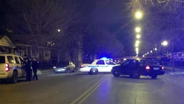 Englewood shooting