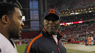 <strong>If you have to ask what it will take to save Lovie Smith's job,</strong> then haven't you already answered the question?