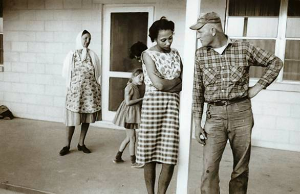 """""""The Loving Story"""" play twice Thursday at NBMAA."""
