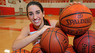 Q&A with Glenelg basketball player Emily Russo