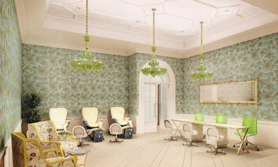 Senses spa at the Grand Floridian Resort