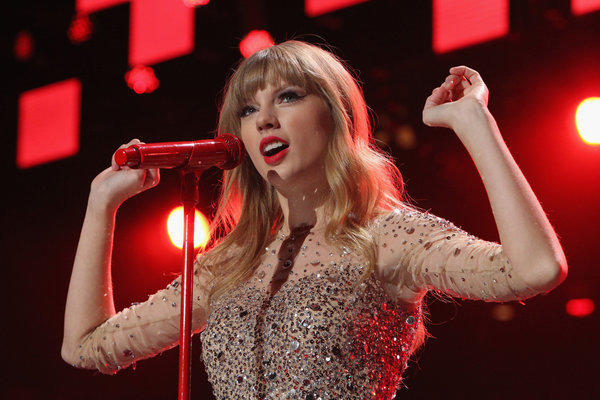 "Taylor Swift is No. 1 on the ""Celebs Gone Good"" list compiled by DoSomething.org."