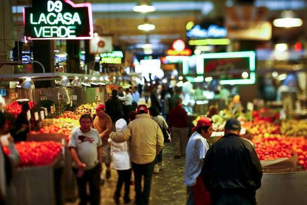 The historic Grand Central Market in downtown Los Angeles will get a major makeover.